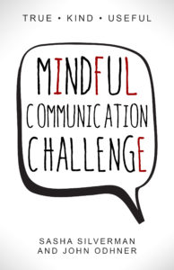 Mindful Communication Challenge cover